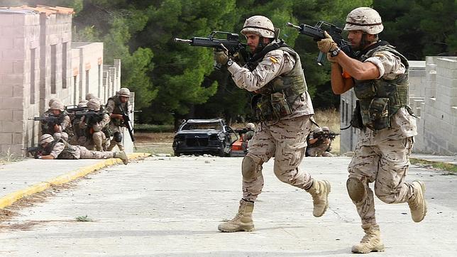 Así Entrena El Ejército Español El Rescate De Rehenes En Territorio Hostil