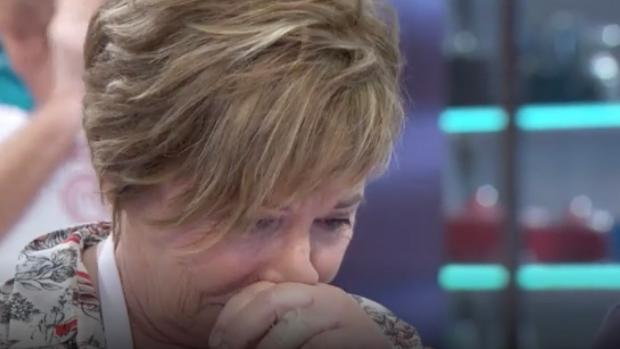 Las primeras lágrimas públicas de Celia Villalobos