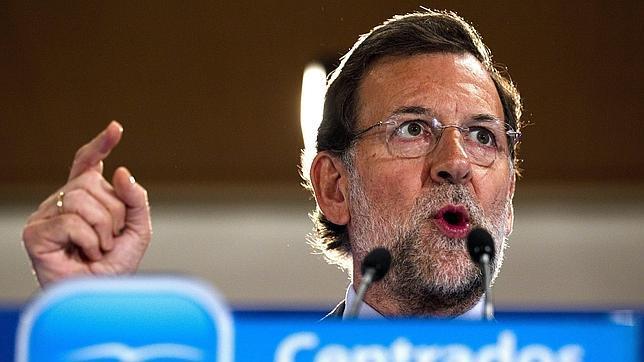 Rajoy: «Sí a los chiringuitos, nos gustan los chiringuitos, queremos los chiringuitos»
