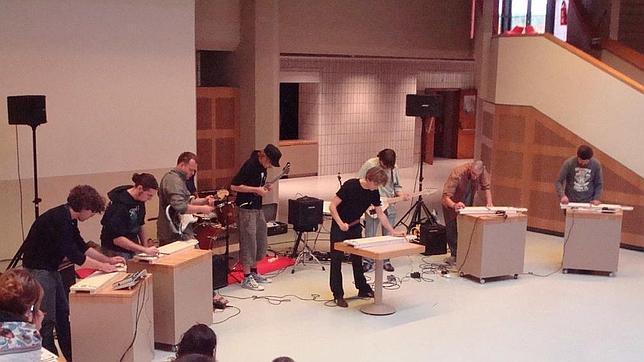 Yuri Landman impartirá un Taller para construir instrumentos en el Espai d'art