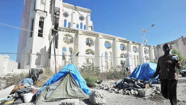 Haití sigue temblando tres años después del terremoto