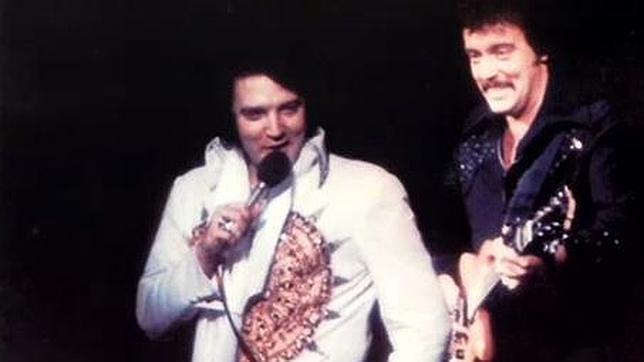 Muere a los 67 años John Wilkinson, guitarrista de Elvis Presley