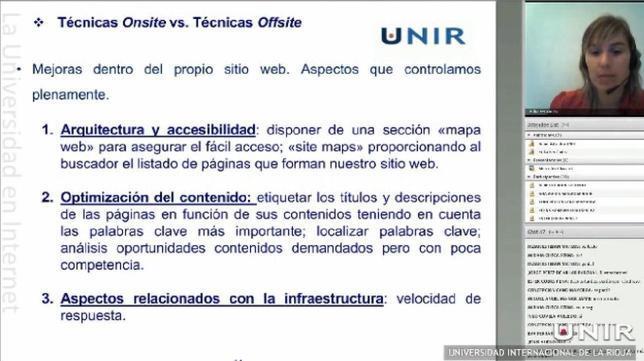 La Unir se convierte en la primera universidad española con doctorado online