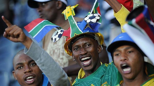 El fútbol vuelve a Sudáfrica