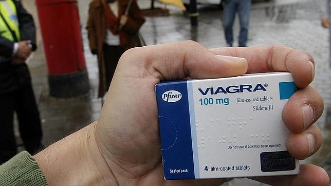 El popular fármaco contra la disfunción eréctil, Viagra
