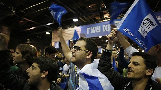 Netanyahu gana por la mínima las elecciones en Israel
