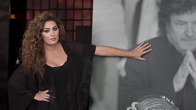 Estrella Morente presentará el 5 de marzo en el Teatro Real su «Autorretrato»