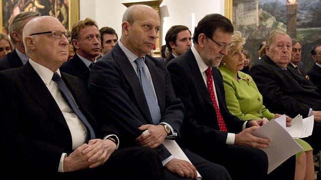 Rajoy: «España es una nación ambiciosa que no se reduce a lo castellano»