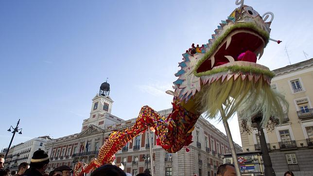 Suspendido el Año Nuevo Chino en Madrid