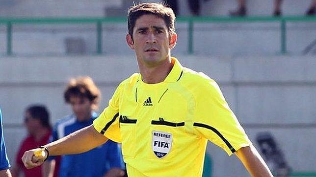 Undiano Mallenco, árbitro del Barcelona-Real Madrid de la Copa del Rey