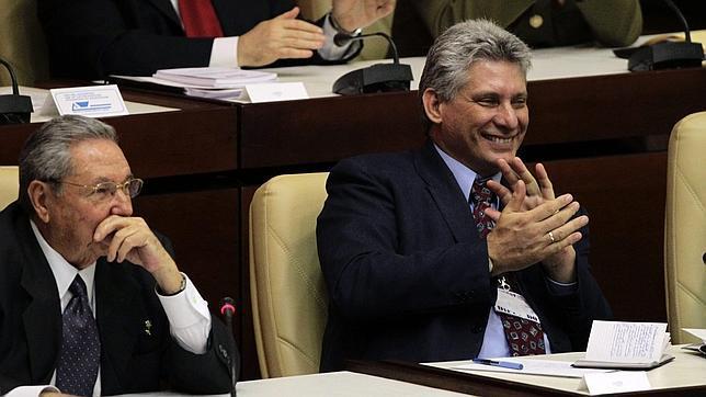 Díaz-Canel, el nuevo número dos de Castro