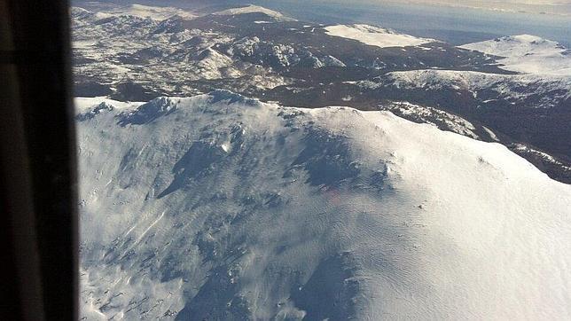 Alto riesgo de aludes en la Sierra