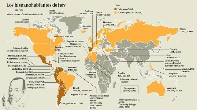 El idioma es el «petróleo» de España