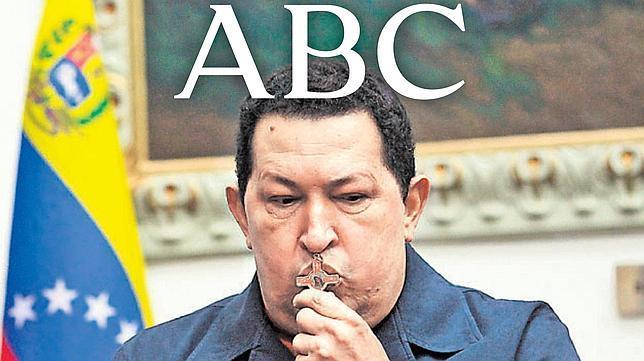 ABC fue el único medio que contó toda la verdad sobre la enfermedad de Chávez