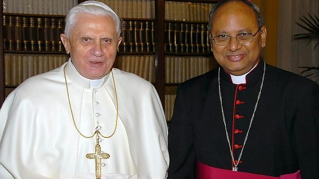 Malcolm Ranjith, el cardenal que vivió en primera persona el Tsunami del Índico