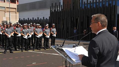 Detenidos los dos jefes provinciales de la Policía Canaria por tres posibles delitos