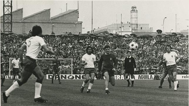 En La Romareda, las mayores goleadas del Real Madrid