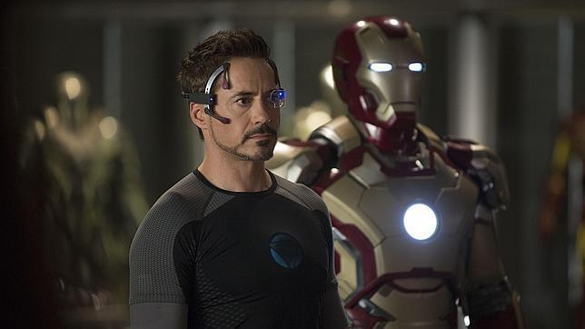 Vídeo: las nuevas armaduras en «Iron Man 3»