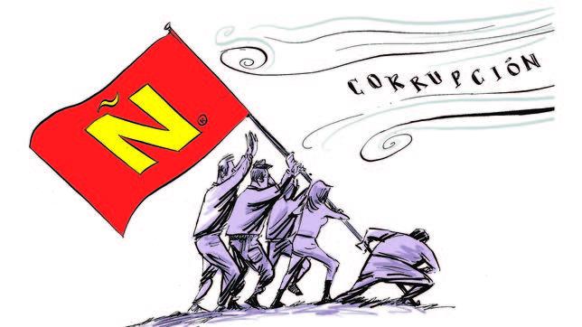 España es un país corrupto para la mitad de los alemanes