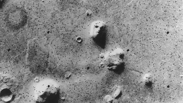 Las cosas más raras que hemos visto en Marte