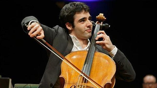 El joven violonchelista español Pablo Ferrández, galardonado en Helsinki