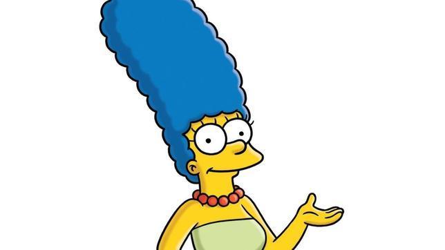 Muere la madre del creador de Los Simpson, que inspiró el personaje de Marge