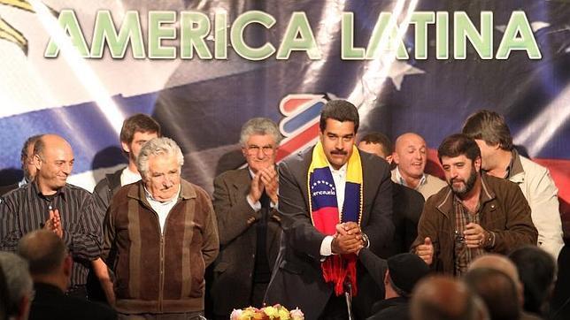 Maduro propone crear una Central Obrera Sindical para América Latina y el Caribe