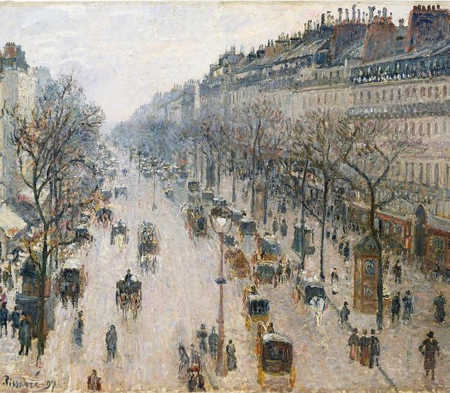 Todos los caminos del impresionismo conducen a Pissarro