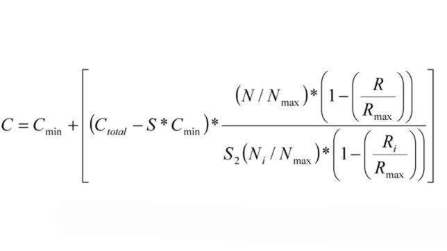 La nueva fórmula para calcular tu beca