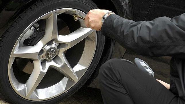 Cuidado con el mal estado de los neumáticos: provoca averías