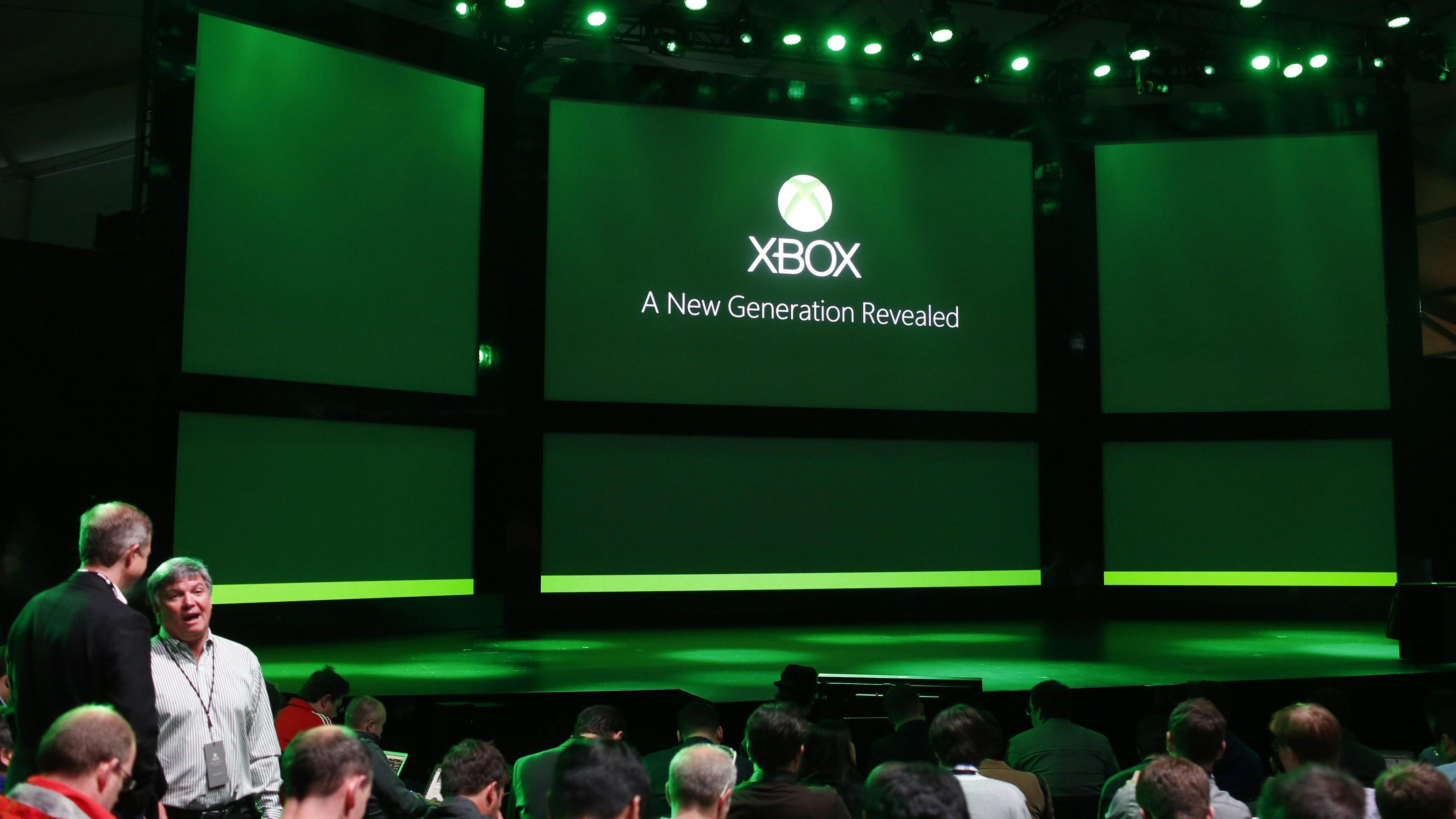 Directo: La nueva Xbox costará 499€ y estará disponible en noviembre