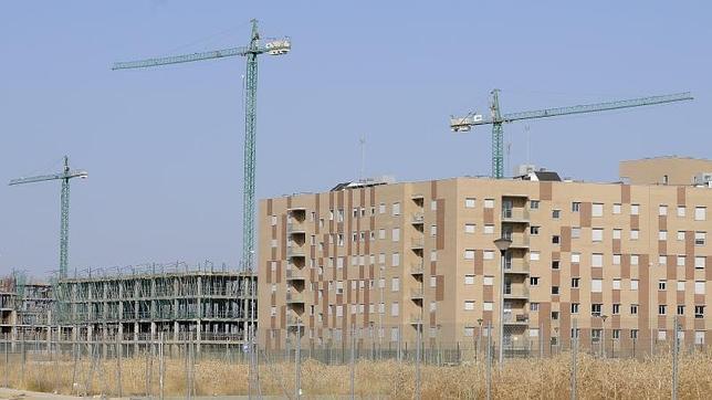 La construcción de nuevas viviendas en España podría repuntar a partir de 2014
