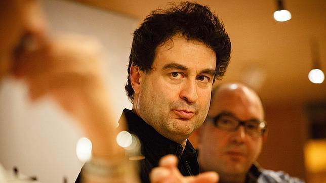 El cocinero Pepe Rodríguez, el jurado que triunfa en Masterchef