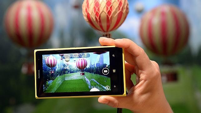 Nokia reinventa su cámara con el nuevo Lumia 1020