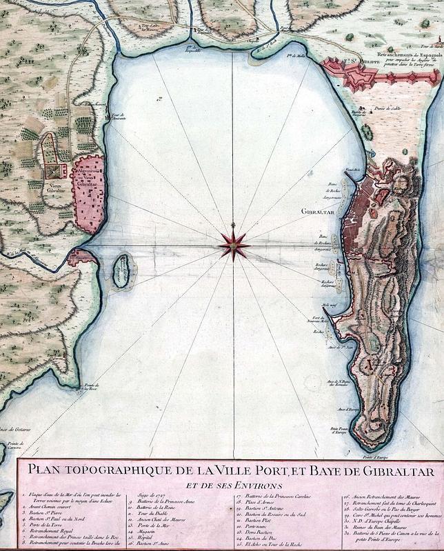 Gibraltar, único vestigio del colonialismo en Europa al cumplirse 300 años de Utrecht