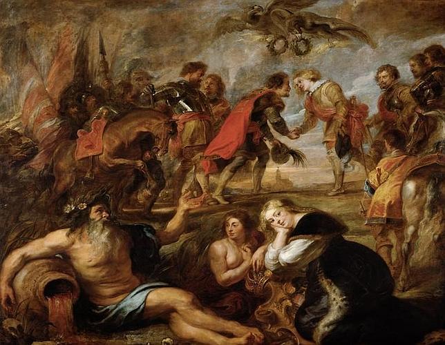 Nördlingen, la decisiva victoria de los tercios españoles sobre el imbatible ejército sueco