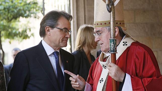 El Vaticano aprovechará los relevos en la iglesia catalana para conjurar el nacionalismo