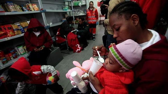 Pisos, comida e integración para los inmigrantes más desfavorecidos
