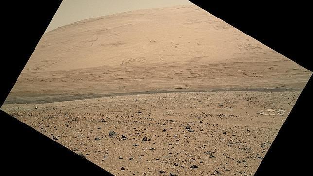 El viaje más largo del Curiosity en Marte