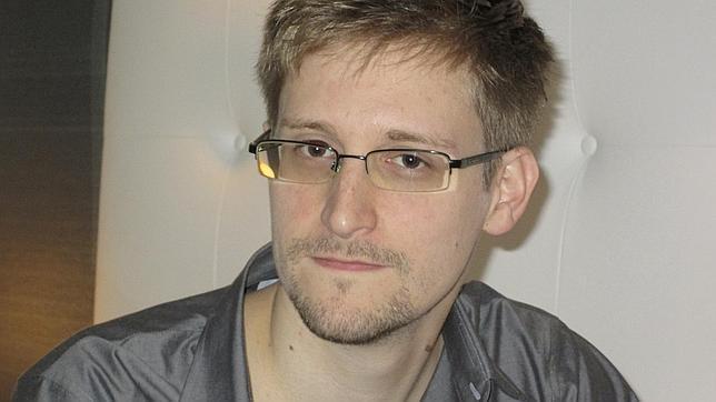 Edward Snowden en una imagen reciente