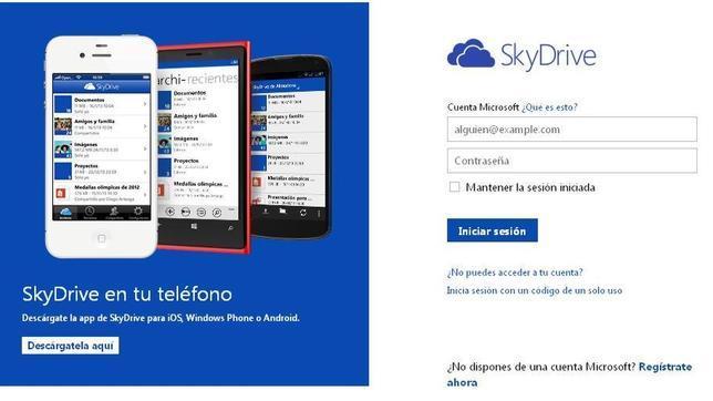SkyDrive Pro de Microsoft aumenta su capacidad de 7 GB a 25 GB