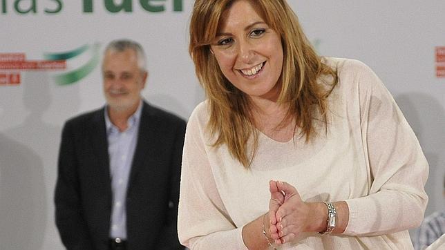 Díaz arrancará el miércoles el debate de su investidura en el Parlamento andaluz