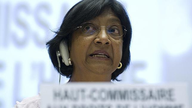 La ONU desaconseja una «respuesta militar» en Siria y reclama «una negociación inmediata»