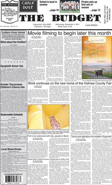 El «The Budget», un periódico Amish que triunfa en plena revolución digital