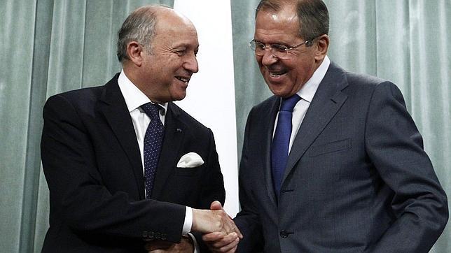 Francia culpa a Assad del ataque químico y Rusia insiste en tacharlo de «provocación rebelde»