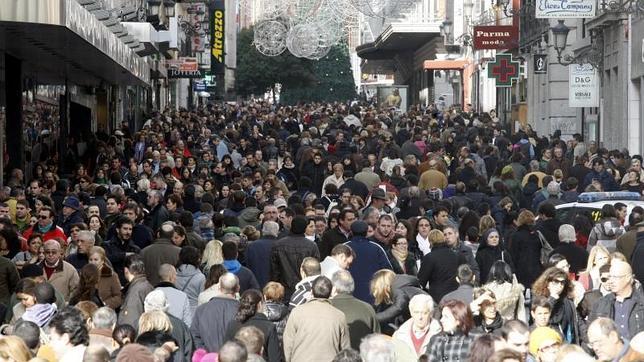 La liberalización de horarios dispara las ventas a turistas