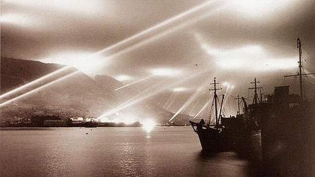 El bombardeo que convirtió Gibraltar en un «verdadero infierno»