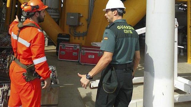 La Guardia Civil comprueba que el Proyecto Castor cesó su actividad a mediados de septiembre
