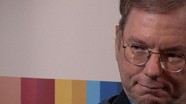 Schmidt en una entrevista en 2008
