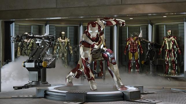 La Armada estadounidense hará un traje de Iron Man real